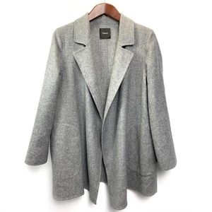 Theory Clairene open front jacket. Size XL